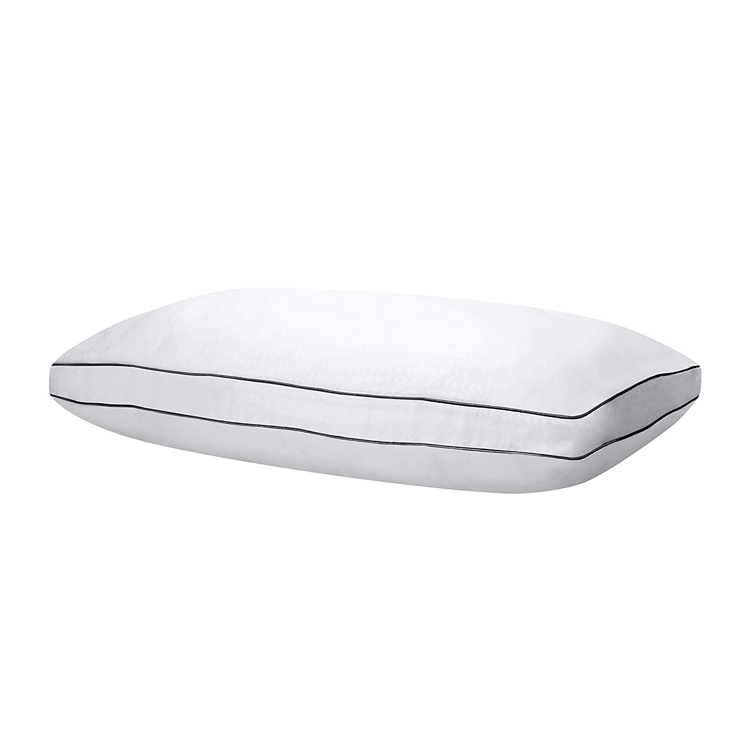Hydraluxe Premium Molded Foam Bed Pillow Standard White Comfort Revolution comfort revolution memory foam pillow review