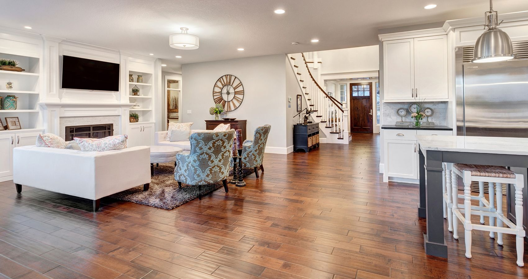 Get Your Hardwood Floor Glowing With The Best Hardwood Floor