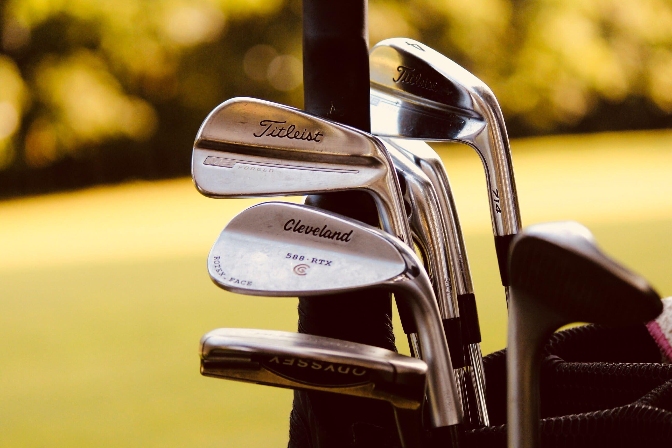 1. Japan WaZaki Black Oil Finish WL-IIs 4-SW Mx Steel Hybrid Irons Golf Club Set with Headcover